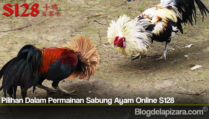 Pilihan Dalam Permainan Sabung Ayam Online S128